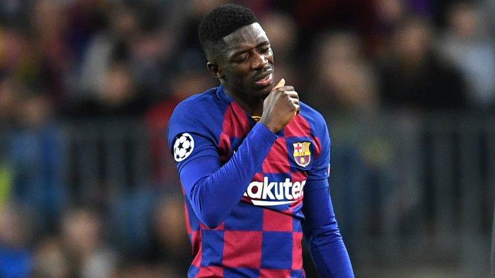 Verdict dur pentru Ousmane Dembele. Atacantul grupării FC Barcelona nu va mai juca în acest an
