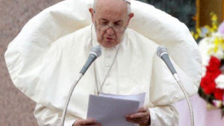 Papa Francisc laudă eforturile depuse de China pentru a limita epidemia de coronavirus