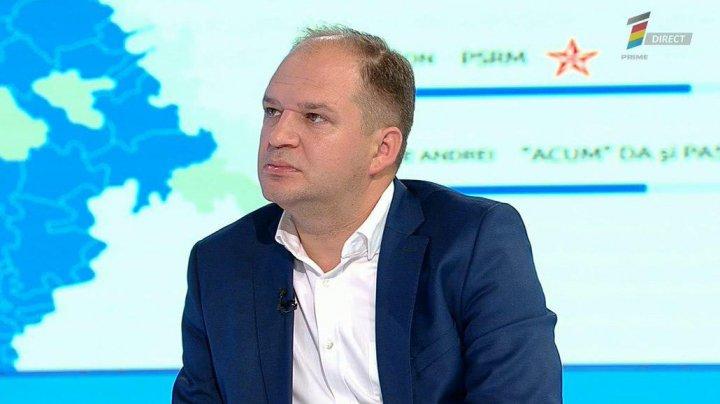 Ion Ceban la PRIME: Cei care nu au fost implicați în acte de corupție vor fi bineveniți la primărie