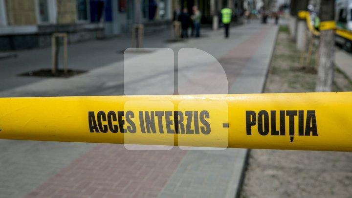 MACABRU. Un bărbat mort, găsit pe strada Sprîncenoaia din cartierul Telecentru
