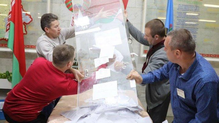 Alegeri parlamentare în Belarus. Niciun reprezentant al opoziţiei nu a fost ales
