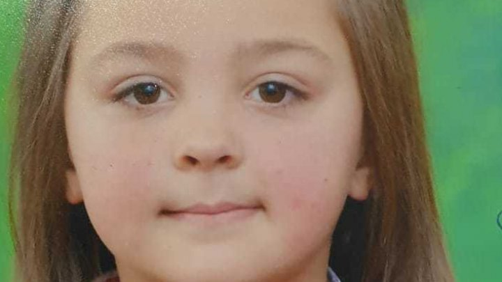 Fetiţa de peste Prut, dată dispărută, A FOST GĂSITĂ. Ce s-a întâmplat şi unde a stat o noapte