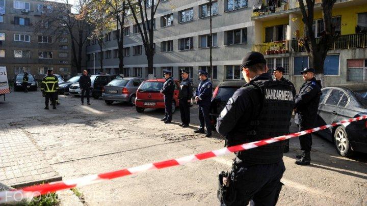 Stare de alertă în Timișoara! Polițiștii care au intrat primii în blocul groazei au ajuns la spital