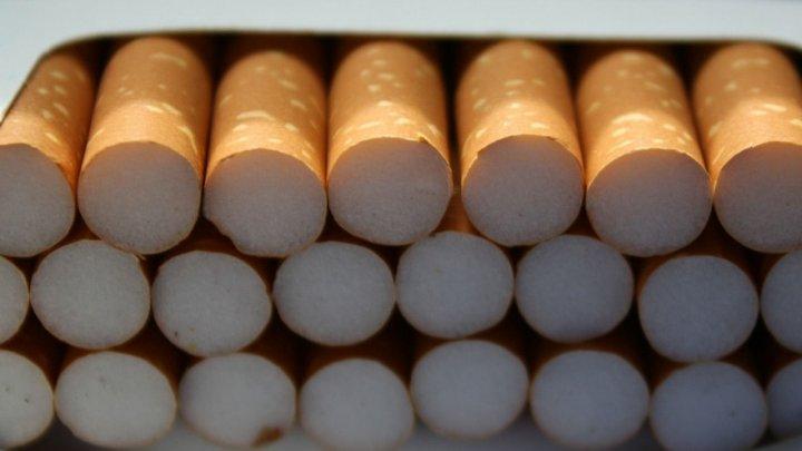 Operaţiune de amploare moldo-română: Peste 1,6 milioane de ţigarete au fost ridicate de vameşi