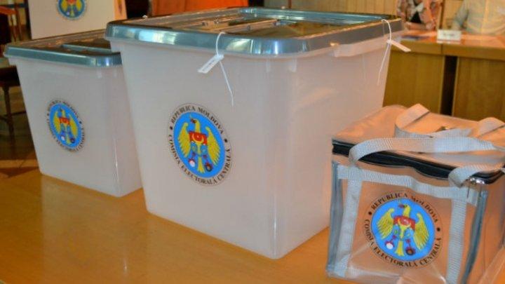 Peste 23 de mii de alegători au solicitat votarea la locul aflării în ziua alegerilor prezidențiale