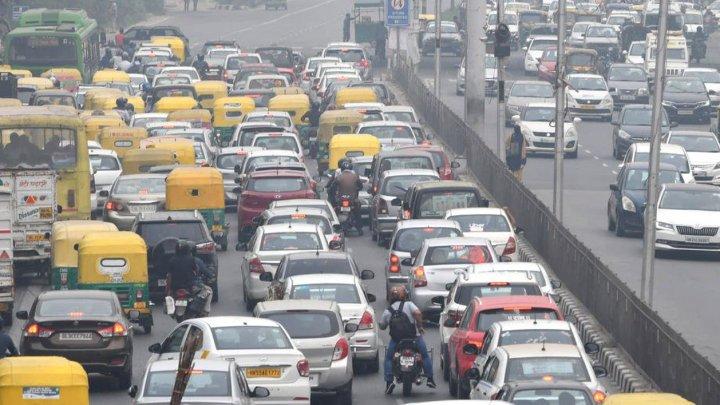 Stare de urgență în capitala Indiei din cauza poluării
