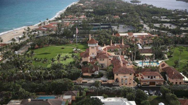 Donald Trump anunță că își mută reședința din New York în Palm Beach