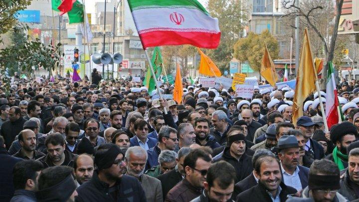 ONU: Peste 7.000 de persoane au fost arestate în urma protestelor din Iran