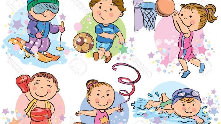 6 sporturi potrivite pentru copiii până în 7 ani și beneficiile fiecărui tip de mișcare