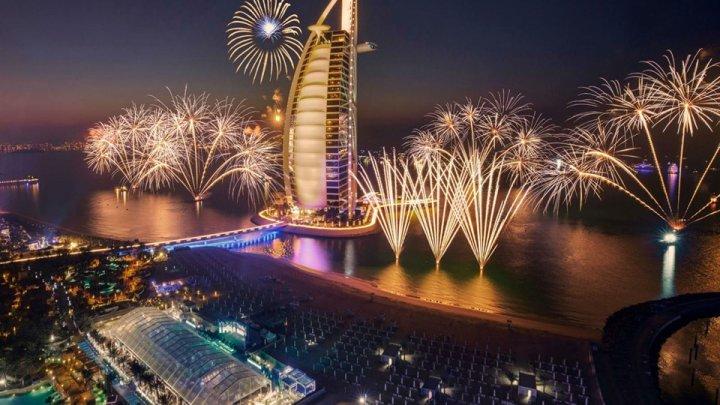 Cea mai scumpă petrecere de Revelion din lume va avea loc în Dubai