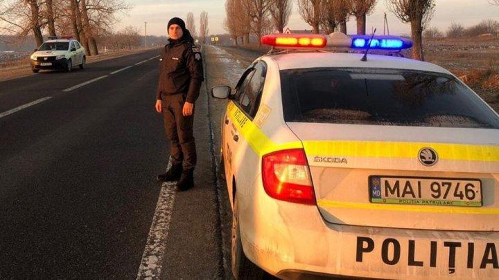INP: 46 de şoferi au fost prinşi în stare de ebrietate la volan în acest weekend