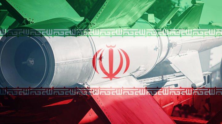 O navă de luptă a SUA descoperit fragmente dintr-o rachetă care ar aparţine Iranului