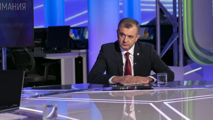 Chicu: Arena Chişinău va fi dată în exploatare la sfârşitul lunii aprilie 2020