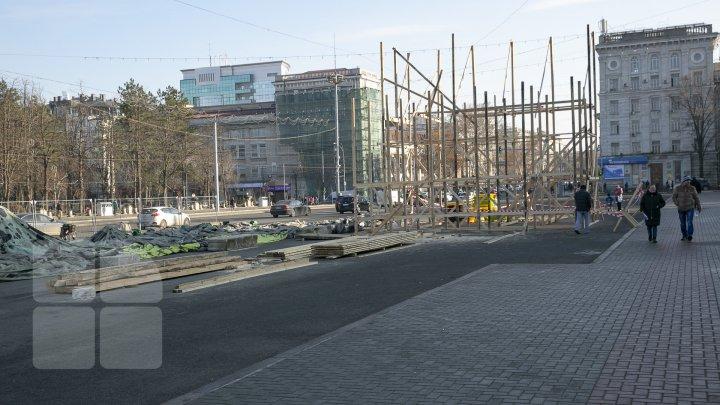 Taxe usturătoare pentru organizarea evenimentelor în Chişinău. Sumele pot ajunge la milioane de lei
