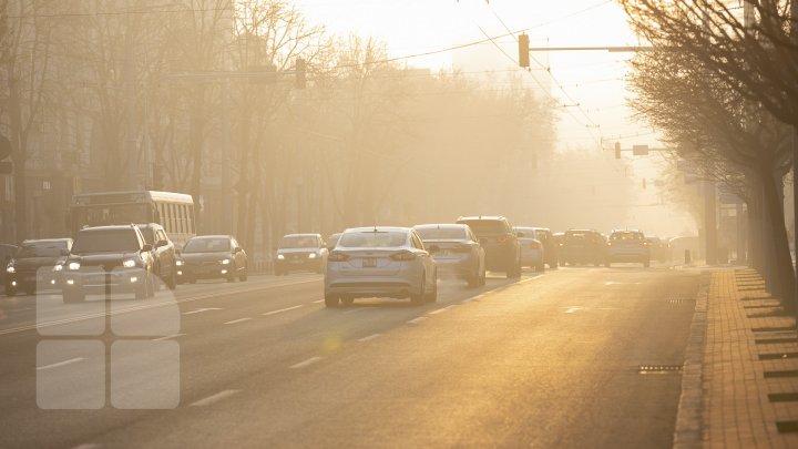 ATENŢIE! Meteorologii au emis cod galben de ceaţă în toată ţara