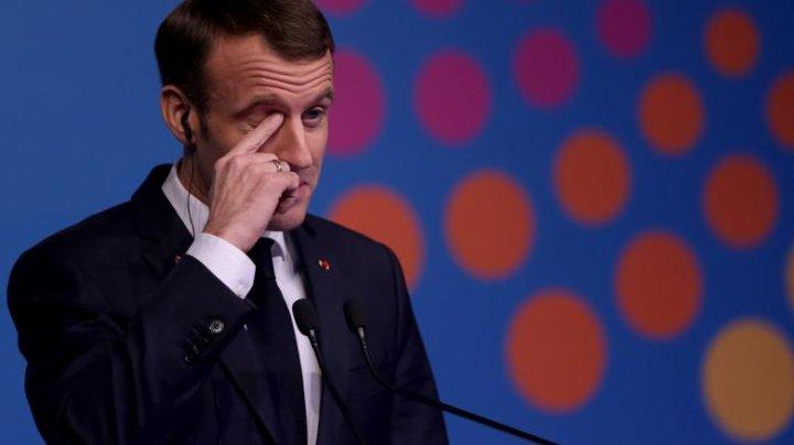 Emmanuel Macron renunță la pensia de președinte. Care este motivul