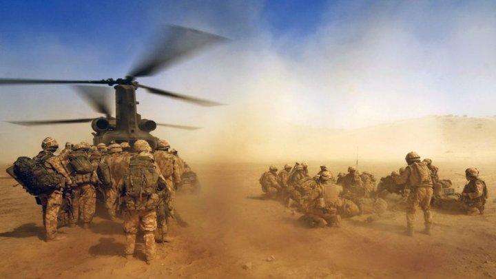 SUA urmează să retragă 4.000 de militari din Afganistan