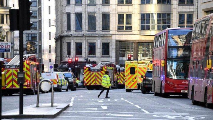 Gruparea jihadistă Stat Islamic a revendicat atacul terorist de la London Bridge