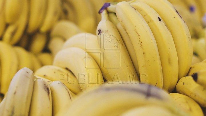 Broască vie într-o cutie cu banane dintr-un supermarket. Ce a declarat un angajat al magazinului