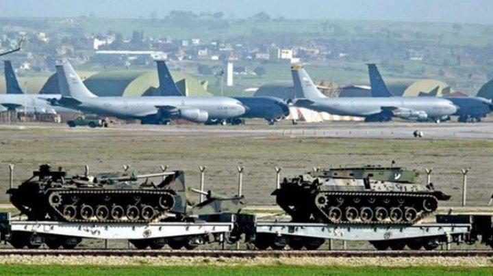 Erdogan AVERTIZEZĂ SUA: Turcia ar putea închide baza aeriană de la Incirlik