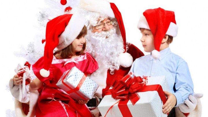 SFATURI PENTRU PĂRINȚI! Ajută-l pe Moș Nicolae și Moș Crăciun să aleagă jucării sigure