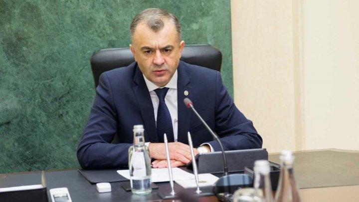 Ion Chicu, supărat pe polițiștii care au făcut controale la mai mulți agenți economici: Direcția va fi LICHIDATĂ