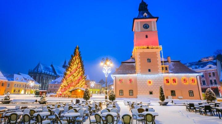 TOP 10 cei ma spectaculoşi brazi de Crăciun din Europa (FOTO)