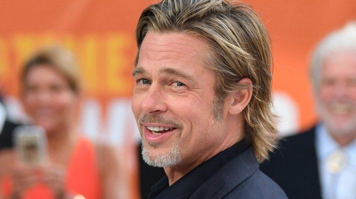 Brad Pitt este din nou îndrăgostit. Uite pe cine a cucerit de data aceasta