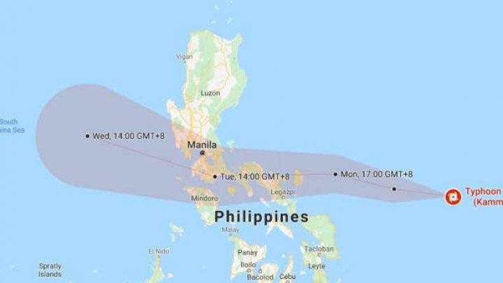 Mii de oameni au fost evacuaţi în Filipine, în aşteptarea taifunului Kammuri
