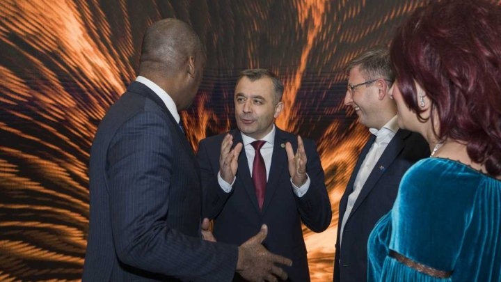 Ion Chicu, la lansarea Digital Park: Domeniul IT este unul important în procesul de modernizare a economiei naționale