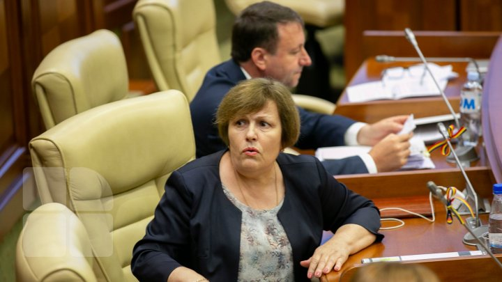 Maria Ciobanu, inamicul presei. A ATACAT Publika TV şi l-a ameninţat pe un jurnalist că-l dă în judecată