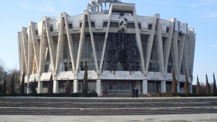 Clădirea Circului din Chişinău va fi reparată pe bani europeni