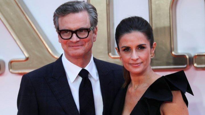 Actorul britanic Colin Firth s-a despărțit de soție după o căsnicie de 22 de ani