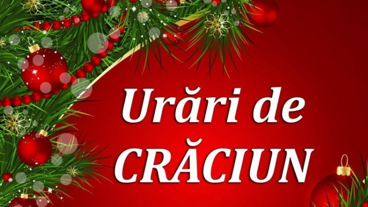 Cele mai inspirate mesaje de Crăciun pentru cei dragi