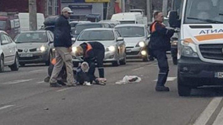 DATE ALARMANTE privind accidentele cu implicarea pietonilor în Capitală: Jumătate din victime sunt copii