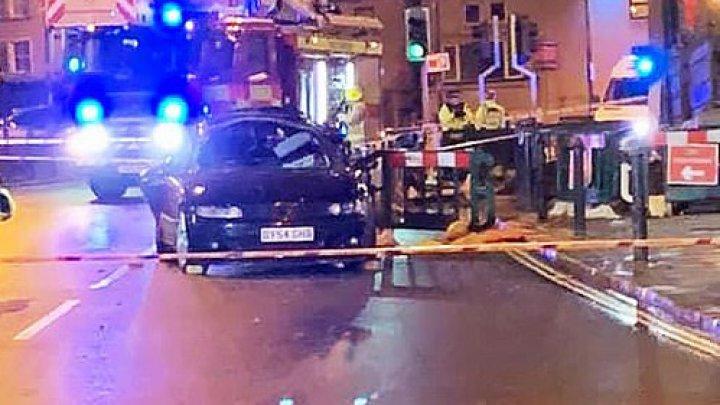Un conducător auto și-a aruncat accidental mașina în aer. Ceea ce s-a întâmplat e un real PERICOL pentru orice şofer