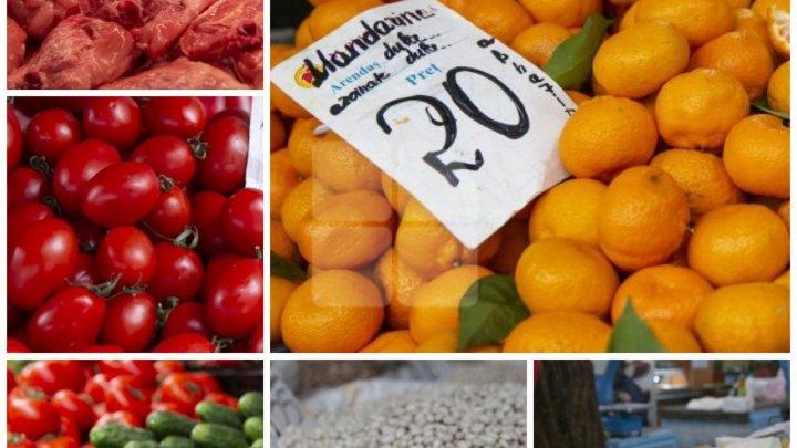 COȘUL PUBLIKA.MD Câți bani vor scoate moldovenii din buzunare pentru produsele alimentare, înainte de sărbători