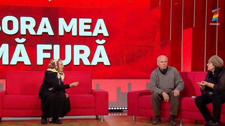 CAZ CUTREMURĂTOR, la Vorbește Moldova. Cum a ajuns bătrânică să fie furată de propria soră (PROMO)
