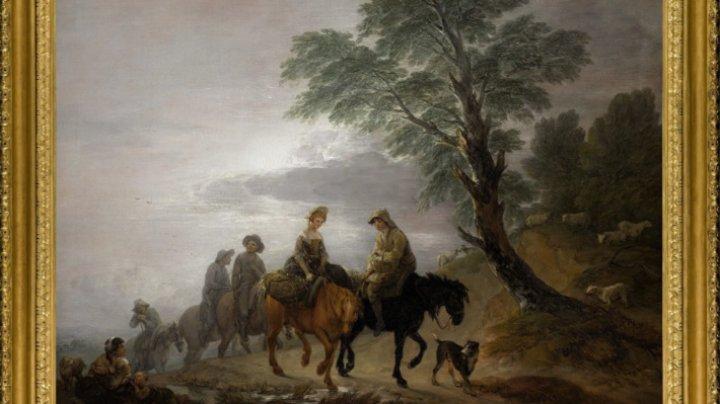 Exportul unui tablou Thomas Gainsborough, blocat temporar de Guvernul britanic