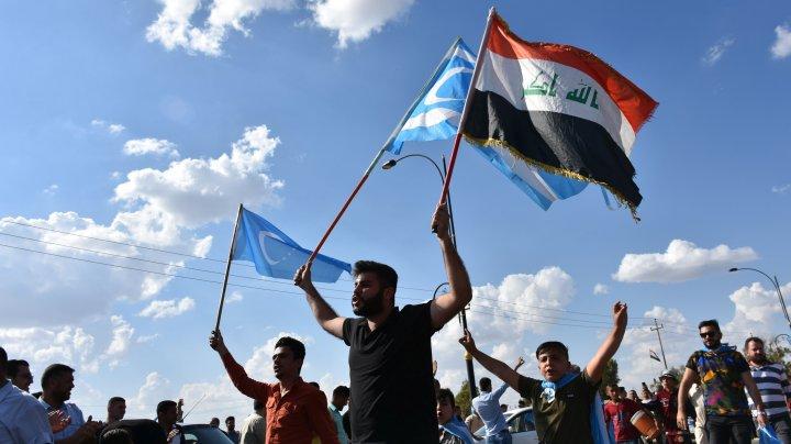 Un lider al protestatarilor irakieni, ucis în oraşul Karbala, după o manifestaţie antiguvernamentală