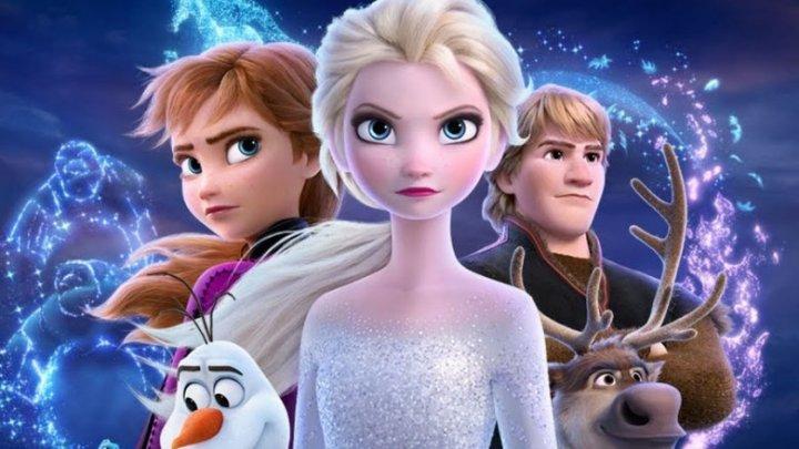 """""""Frozen 2"""", încasări record. Filmul de animaţie se menţine pe primul loc în box-office"""