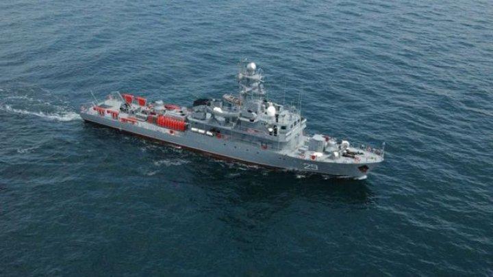 Rusia, Iranul și China îşi unesc forţele pentru un exerciţiu militar de amploare