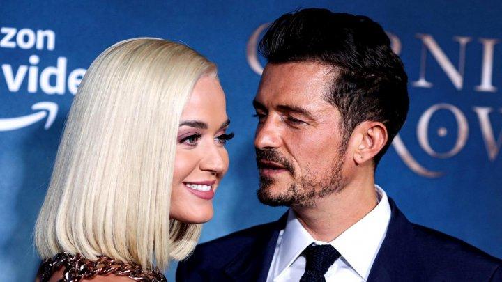 Katy Perry și-a amânat nunta cu Orlando. Care este motivul