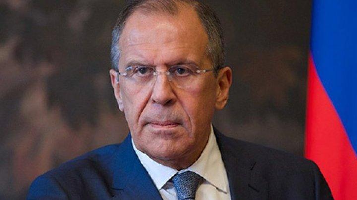 Serghei Lavrov este în autoizolare după contacte cu o persoană care are coronavirus