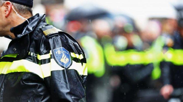 Atacul de la Haga. Poliția olandeză a reținut un suspect