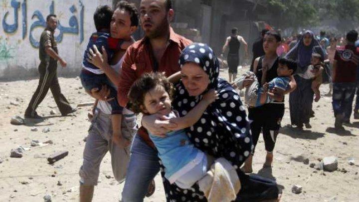 Curtea Penală Internaţională anunţă o anchetă cu privire la evntuale crime de război în Palestina