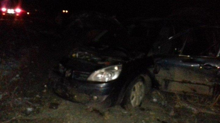 Accident cumplit în raionul Sângerei. Un şofer a ajuns în stare gravă la spital