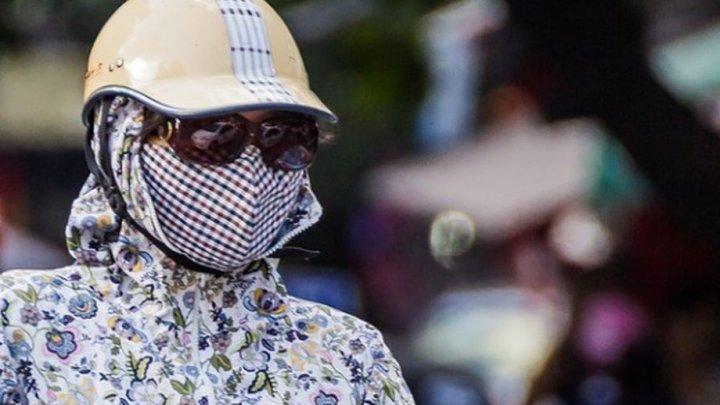 Poluare uriaşă într-una dintre cele mai importante destinaţii turistice ale lumii. Oamenii sunt sfătuiţi să stea în casă