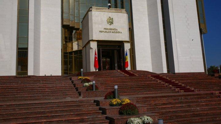 Reacţia Administraţiei prezidenţiale: Ştefan Gaţcan nu s-a aflat în clădirea Preşedinţiei