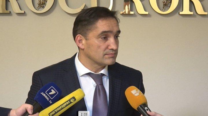 Stoianoglo: Procuratura va iniţia o anchetă internă în cazul lui Viorel Morari
